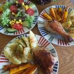 Prawdziwie jesienny obiad...
