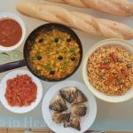 Gotowanie w tunezyjskim...