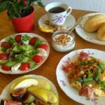 Jesienne sniadanie na wee...