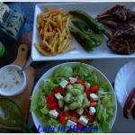 Tunezyjski grill po...