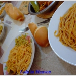 Spaghetti w tunezyjski...