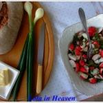 Prawdziwie letnia salatka...
