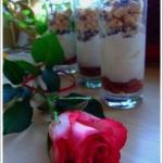 Deser na romantyczny wiec...
