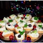 Imprezowa pasta jajeczna