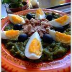 Tunezyjska salata...