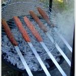 Turecki kebab z Adana na ...