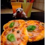 Mini pizza jako imprezowe...