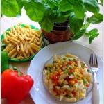 Makaronowa salatka, czyli...