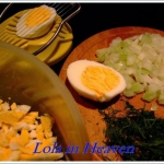 Jak zrobic paste jajeczna...