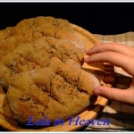 Zbozowe chlebki na malego...