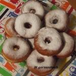 Doughnuts - pączki z...