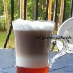 Kawa o smaku cynamonowym...