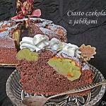 Ciasto czekoladowe z jabl...