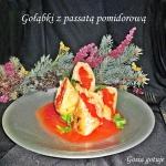 Golabki z passata pomidor...