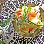Kalafior gotowany w mleku...
