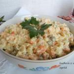 Salatka jarzynowa tradycy...