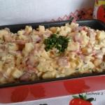 Salatka z marynowanej pap...