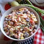 Salatka meksykanska z kab...