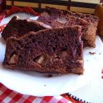Szybkie ciasto kakaowe z...