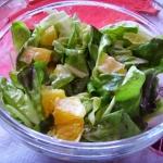 Salata salanova z pomaran...
