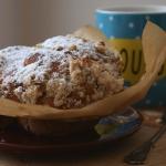 Muffin na poniedzialek.