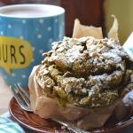 Podwojnie dyniowa muffina...