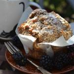 Cukiniowy muffin; na...