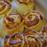 Pizzowe bułeczki
