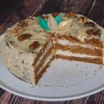 Marchewkowy tort z...