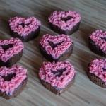 Walentynkowe babeczki
