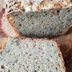 Chleb owsiany z...