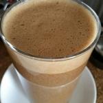 Kawa bananowo-karmelowa...