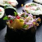 Jaglane sushi