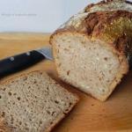 Czysto żytni chleb...