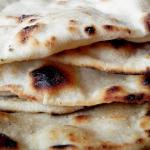 Chapati - indyjski chlebe...