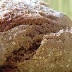 Mleczny chleb na zakwasie