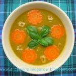 Zupa brokułowo-dyniowa