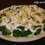 Sałatkowo: brokułowa z...