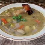 Wiejska zupa grzybowa