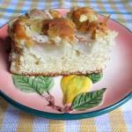 Ciasto z gruszka