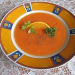 Zupa marchewkowa z pomara...