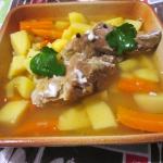 Wieprzowina z warzywami...