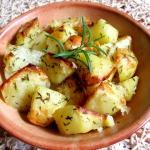 Ziemniaki pieczone z rozm...