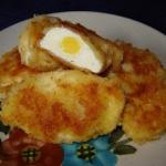 Jajeczne eklery- jajka w...
