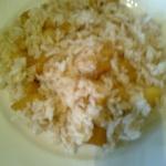 Ryz z jablkami