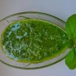 Pesto- domowy przepis