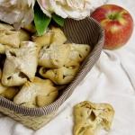 Koperty z jabłkami