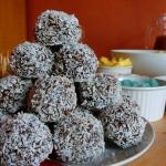 Trufle czekoladowe z koko...
