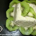 Lody o smaku kiwi (bez...