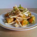 Salatka z fenkula i pomar...